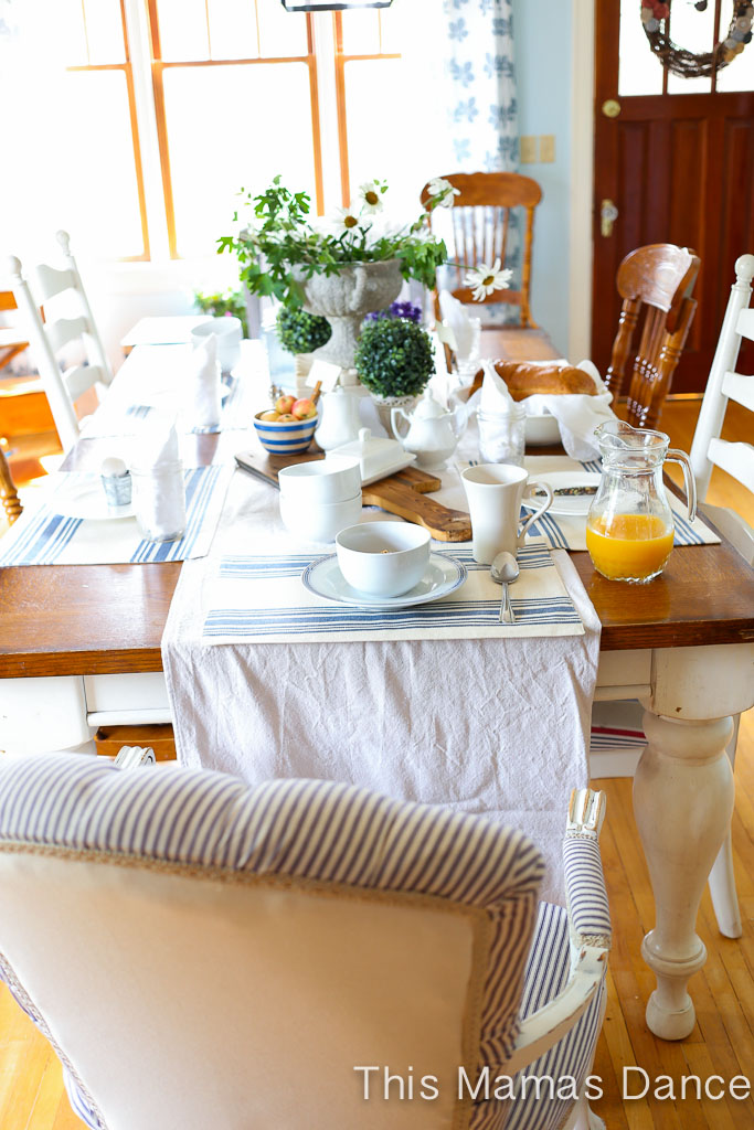 how to set a farmhouse table-1