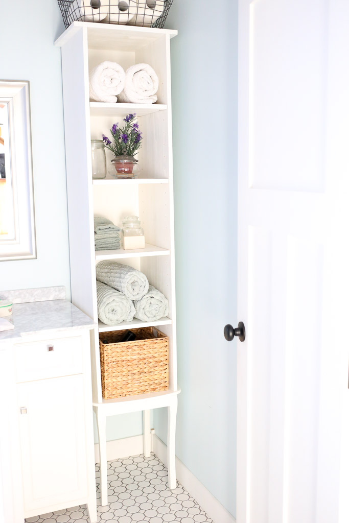 Diy Bathroom Cabinet For Under 40 This Mamas Dance