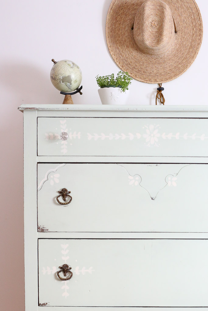 Mint Dresser, Styled with Sunhat-2