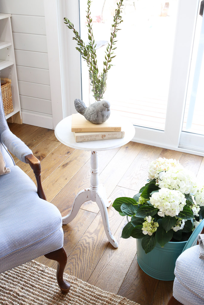 Marble topped side table, MMS Ironstone | This Mamas Dance-3