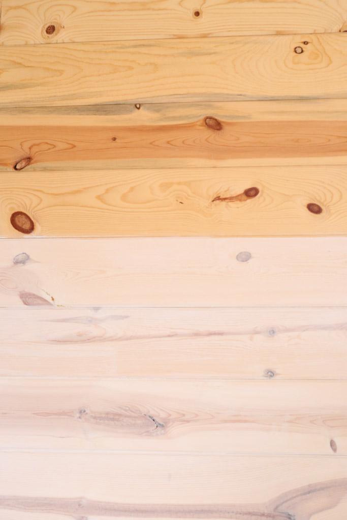 White Washing Pine Walls |This Mamas Dance-5