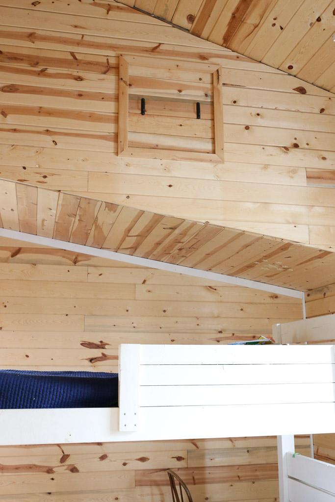 DIY Bunk beds, White Walls |This Mamas Dance-3
