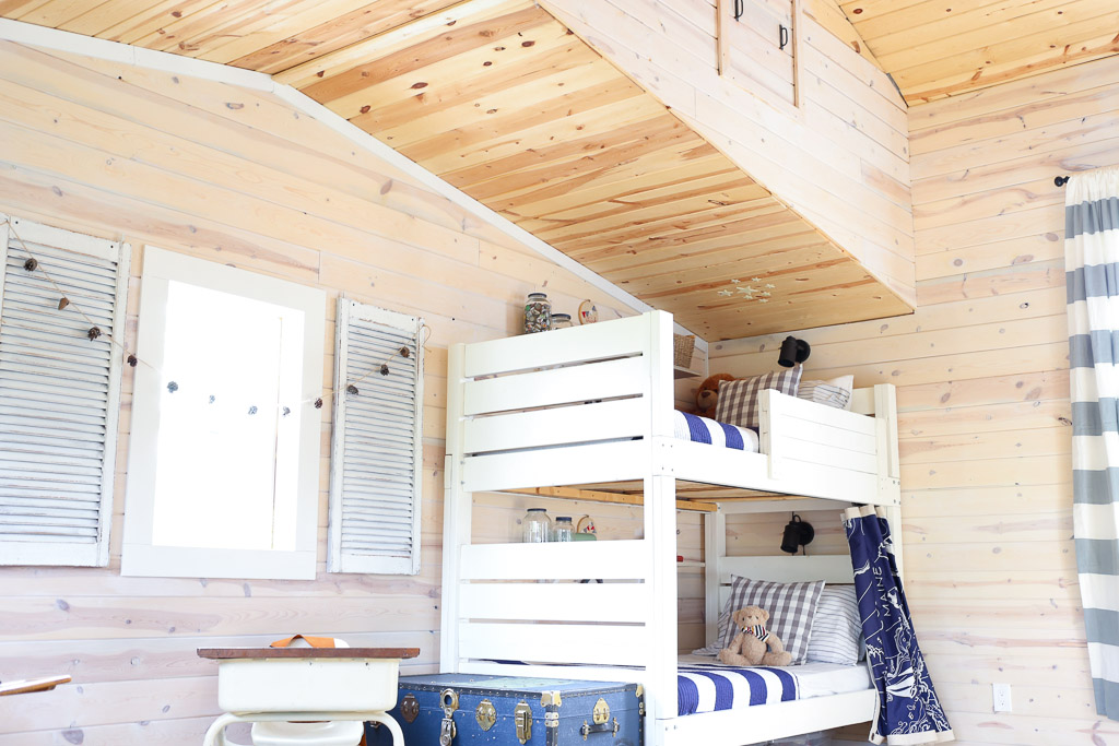 DIY bunks |This Mamas Dance-1