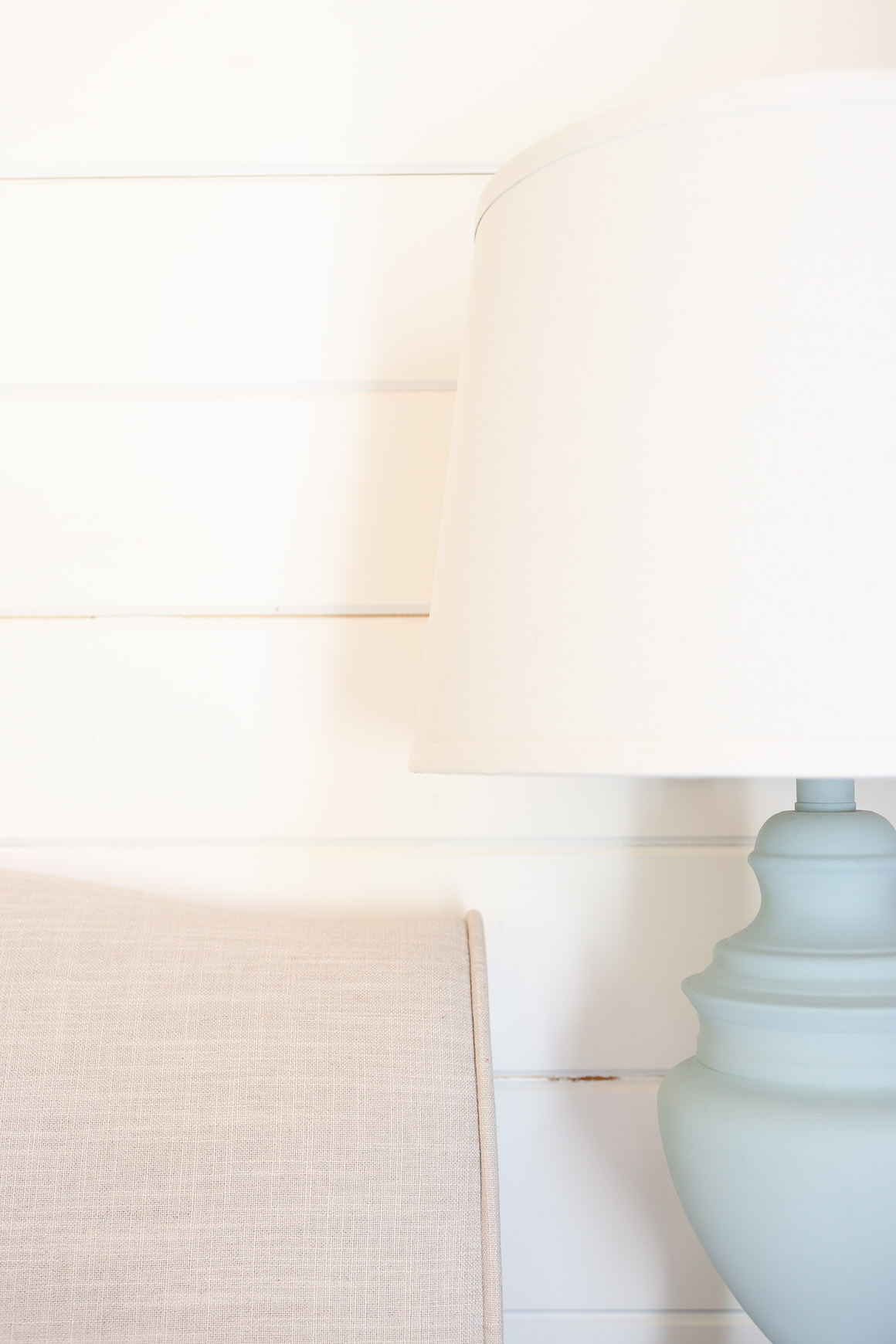 Chalk Painted Lamp | This Mamas Dance-3