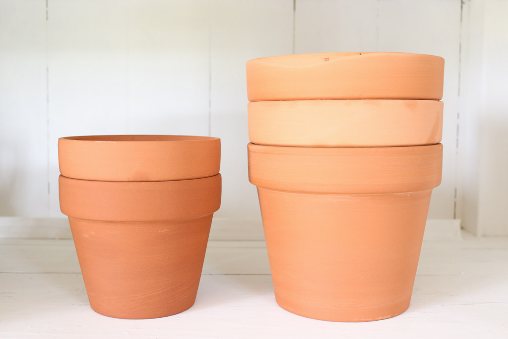 How to Age Terracotta Pots | Mamas Dance