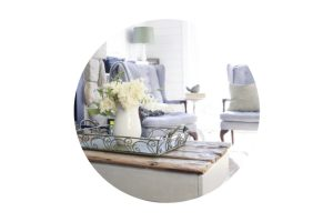 White, Bright and Light in the Living Room