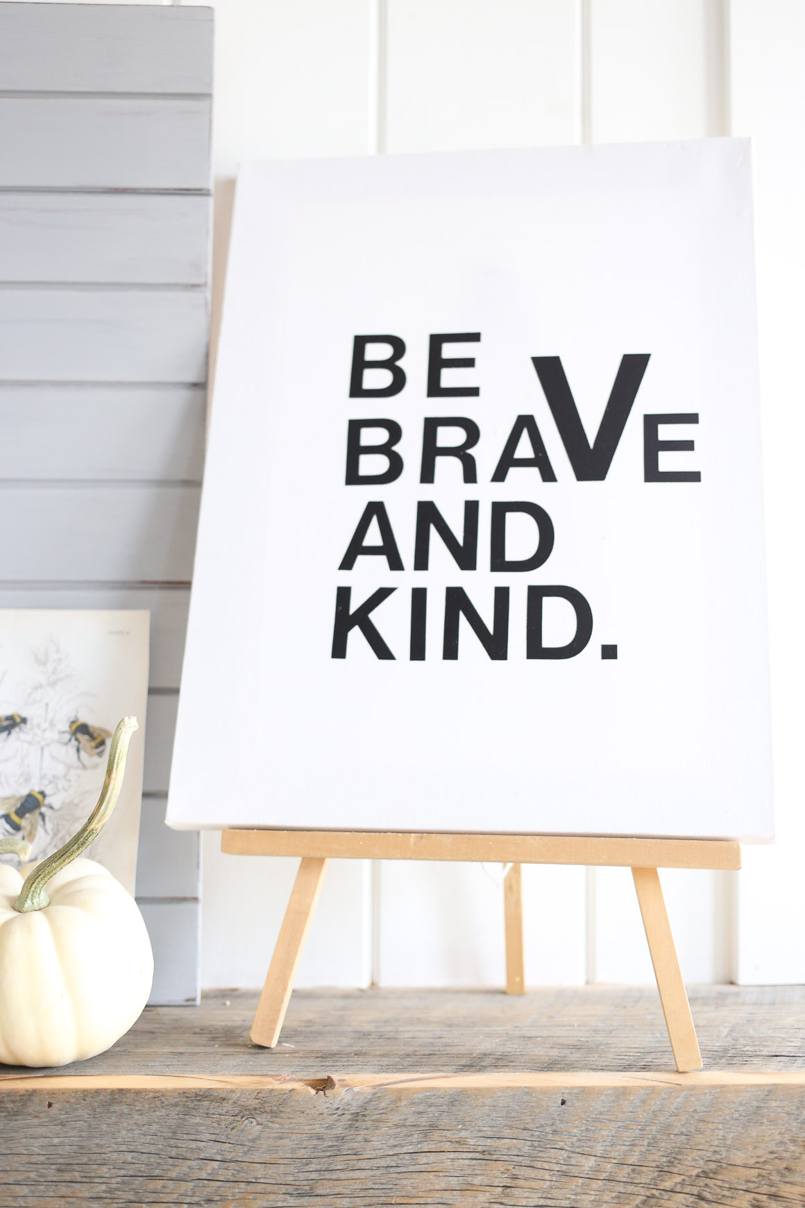 Be Brave & Kind | This Mamas Dance